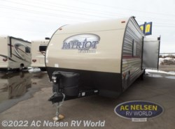 New 2019  Forest River  Patriot Edition 29TE by Forest River from AC Nelsen RV World in Shakopee, MN