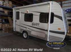 Used 2012  Jayco Jay Flight Swift SLX 145RB by Jayco from AC Nelsen RV World in Shakopee, MN