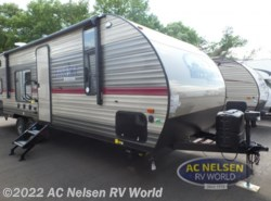 New 2019  Forest River Cherokee Grey Wolf 26BH by Forest River from AC Nelsen RV World in Shakopee, MN