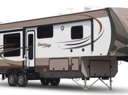 New 2017  Highland Ridge Mesa Ridge MF367BHS by Highland Ridge from Best Value RV in Krum, TX