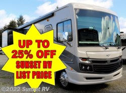 New 2017  Fleetwood Bounder 35K by Fleetwood from Sunset RV in Bonney Lake, WA