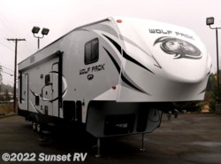 New 2017  Forest River Cherokee Wolf Pack 285PACK13 by Forest River from Sunset RV in Bonney Lake, WA