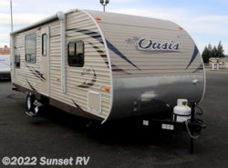 New 2017  Shasta Oasis 25RS by Shasta from Sunset RV in Fife, WA
