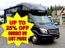 New 2017  Thor Motor Coach Siesta Sprinter 24SS by Thor Motor Coach from Sunset RV in Bonney Lake, WA