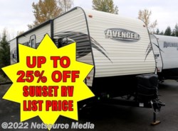 New 2017  Prime Time Avenger 28RKS by Prime Time from Sunset RV in Fife, WA