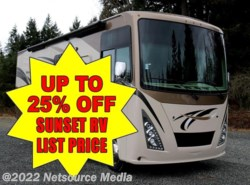 New 2017  Thor Motor Coach Windsport 29M by Thor Motor Coach from Sunset RV in Fife, WA