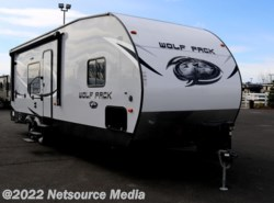 New 2017  Forest River Cherokee Wolf Pack 24PACK14 by Forest River from Sunset RV in Fife, WA
