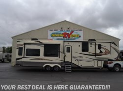New 2016  Grand Design Solitude 384GK by Grand Design from Delmarva RV Center in Seaford in Seaford, DE