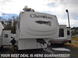 Used 2008  Forest River Cherokee 255S by Forest River from Delmarva RV Center in Seaford in Seaford, DE