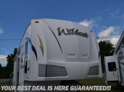 Used 2008  Forest River Wildcat 28RKBS by Forest River from Delmarva RV Center in Seaford in Seaford, DE