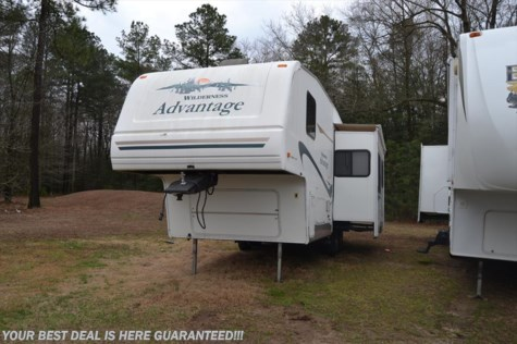 2005 Fleetwood Wilderness Advantage 285RL