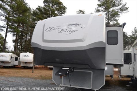 2010 Open Range Open Range 391RE