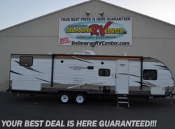 New 2018  Forest River Wildwood X-Lite 273QBXL by Forest River from Delmarva RV Center in Seaford in Seaford, DE