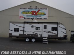 New 2018  Forest River Wildwood 28DBUD by Forest River from Delmarva RV Center in Seaford in Seaford, DE