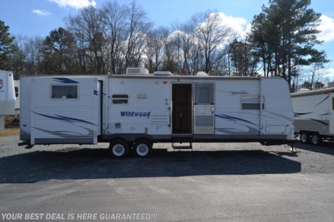 2008 Forest River Wildwood 32BHDS