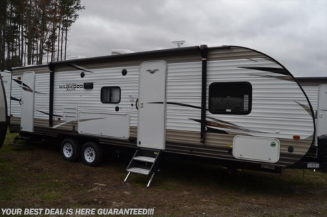 2018 Forest River Wildwood X-Lite 263BHXL