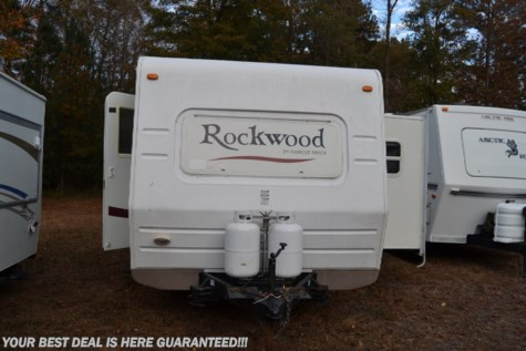 2006 Forest River Rockwood 8272