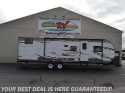 New 2017  Forest River Wildwood 30KQBSS by Forest River from Delmarva RV Center in Seaford in Seaford, DE