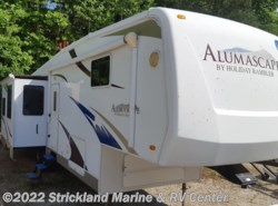 Used 2009  Holiday Rambler Alumascape 33CKT by Holiday Rambler from Strickland Marine & RV Center in Seneca, SC
