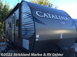 New 2018  Coachmen Catalina SBX 291 QBCK by Coachmen from Strickland Marine & RV Center in Seneca, SC