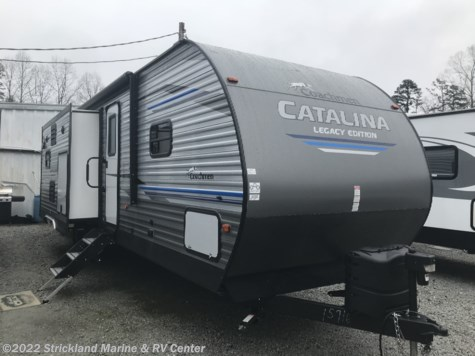 2019 Coachmen Catalina Legacy Edition 313DSRBCK