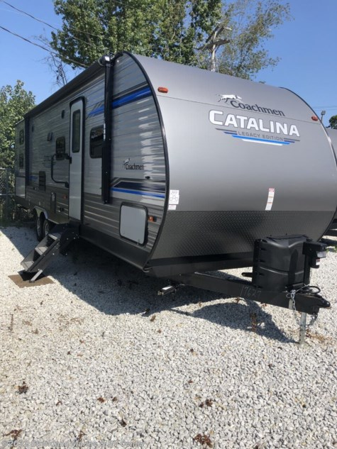 2020 Coachmen Catalina Legacy Edition 293QBCK