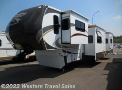 Used 2012  Dutchmen Infinity 3750FL by Dutchmen from Western Travel Sales in Lynden, WA