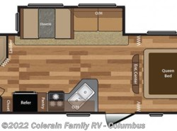 New 2017  Keystone Hideout 272LHS by Keystone from Colerain RV of Columbus in Delaware, OH