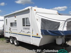 Used 2003  K-Z Coyote 20C by K-Z from Colerain RV of Columbus in Delaware, OH
