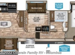 New 2018  Grand Design Reflection 367BHS by Grand Design from Colerain RV of Columbus in Delaware, OH