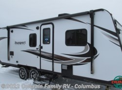 New 2018  Keystone Passport 217EXP by Keystone from Colerain RV of Columbus in Delaware, OH