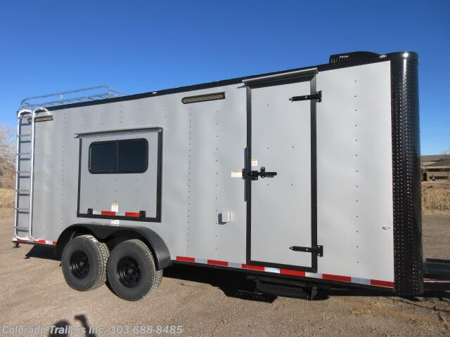 2021 Cargo Craft 7x20 - Stock #15739