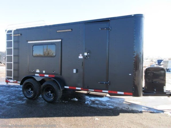 2021 Cargo Craft 7x18 available in Castle Rock, CO