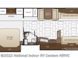 New 2018  Newmar Ventana 4037 by Newmar from National Indoor RV Centers in Lawrenceville, GA