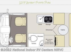 New 2018  Pleasure-Way Ascent  by Pleasure-Way from National Indoor RV Centers in Lawrenceville, GA