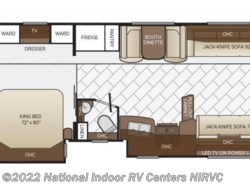 New 2018  Newmar Ventana LE 4037 by Newmar from National Indoor RV Centers in Lawrenceville, GA