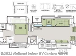 Used 2014  Tiffin Phaeton 40QBH by Tiffin from National Indoor RV Centers in Lawrenceville, GA