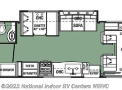 New 2018  Forest River Forester 2851SLEF by Forest River from National Indoor RV Centers in Lawrenceville, GA