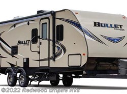 New 2016  Keystone Bullet 220RBIWE by Keystone from Redwood Empire RVs in Ukiah, CA