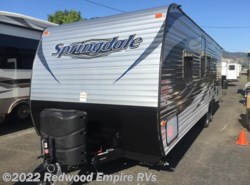 New 2017  Keystone Springdale 260TBWE by Keystone from Redwood Empire RVs in Ukiah, CA