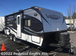 Used 2016 Keystone Springdale 202QBWE available in Ukiah, California