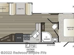 Used 2018  Keystone Outback 299URL by Keystone from Redwood Empire RVs in Ukiah, CA