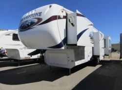 Used 2010  Coachmen Brookstone 366RE by Coachmen from First Choice RVs in Rock Springs, WY