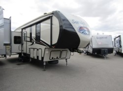 Used 2017  Forest River Sandpiper 354RET by Forest River from First Choice RVs in Rock Springs, WY