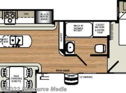 New 2017  Forest River Sandpiper Destination 393RL