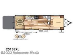 New 2018  Forest River Wildwood X-Lite 251SSXL by Forest River from U-Neek RV Center in Kelso, WA