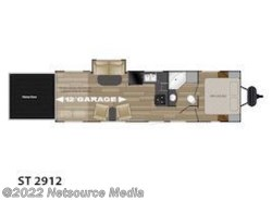 New 2018 Cruiser RV Stryker ST 2912 available in Kelso, Washington