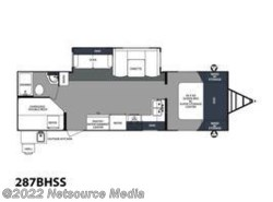 New 2018  Forest River Surveyor Family Coach 287BHSS by Forest River from U-Neek RV Center in Kelso, WA