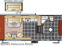 New 2019  Forest River Shockwave T28RQGDX by Forest River from U-Neek RV Center in Kelso, WA