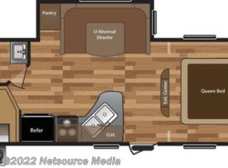 New 2019  Keystone Hideout 24BHSWE by Keystone from U-Neek RV Center in Kelso, WA